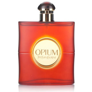 Yves Saint Laurent Opium Women's 3-ounce Eau de Toilette Spray (Tester)