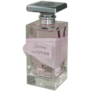 Jeanne Lanvin Women's by Lanvin 3.3-ounce Eau de Parfum Spray (Tester)