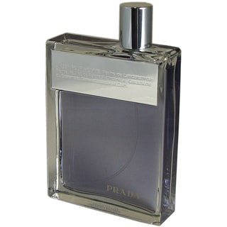 Prada for Men by Prada 3.4-ounce 100 ml Eau de Toilette Spray Tester