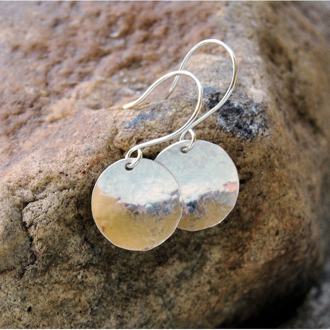 AEB Design Sterling Silver Single-cup Earrings
