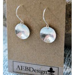 AEB Design Sterling Silver Single-cup Earrings - Thumbnail 1