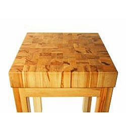 Bradley Furniture Saddle Creek Butcher Block