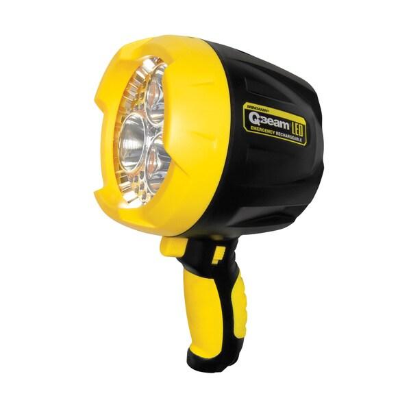 Brinkmann 800-5000-2 Q-Beam Emergency Flashlight
