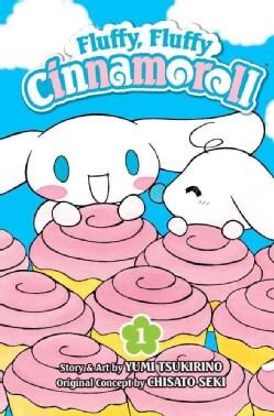 Fluffy, Fluffy Cinnamoroll 1 (Paperback)