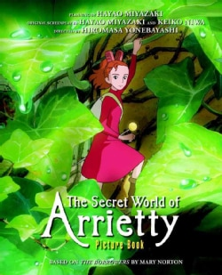 The Secret World of Arrietty Picture Book (Hardcover)