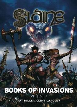 Slaine Books of Invasions 1 (Paperback)