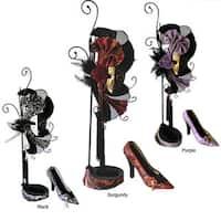 Donna Bella Designs Calipso Mardi Gras Jewelry Organizer Set