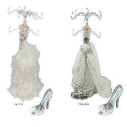 Donna Bella Designs Wedding Bliss Jewelry Organizer Set