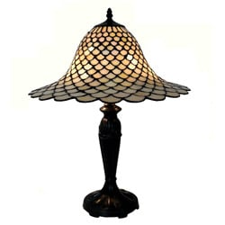 Warehouse of Tiffany Acorn Table Lamp