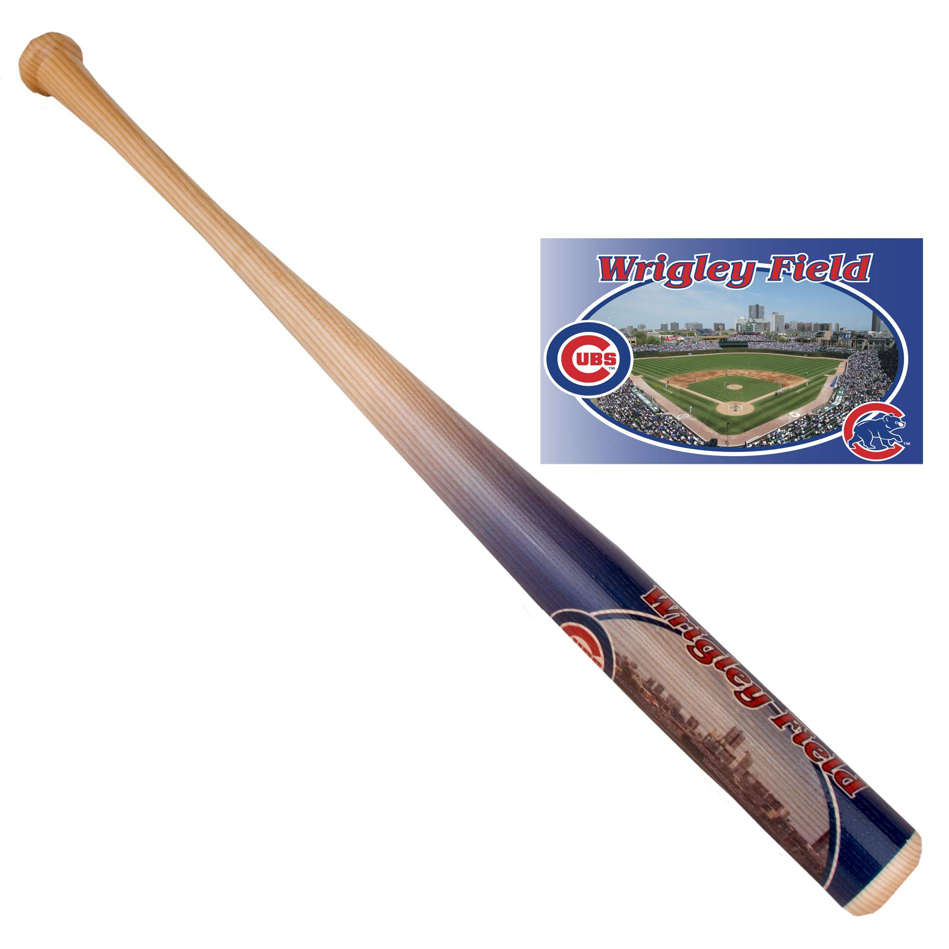 Chicago Cubs 34-inch Stadium Bat