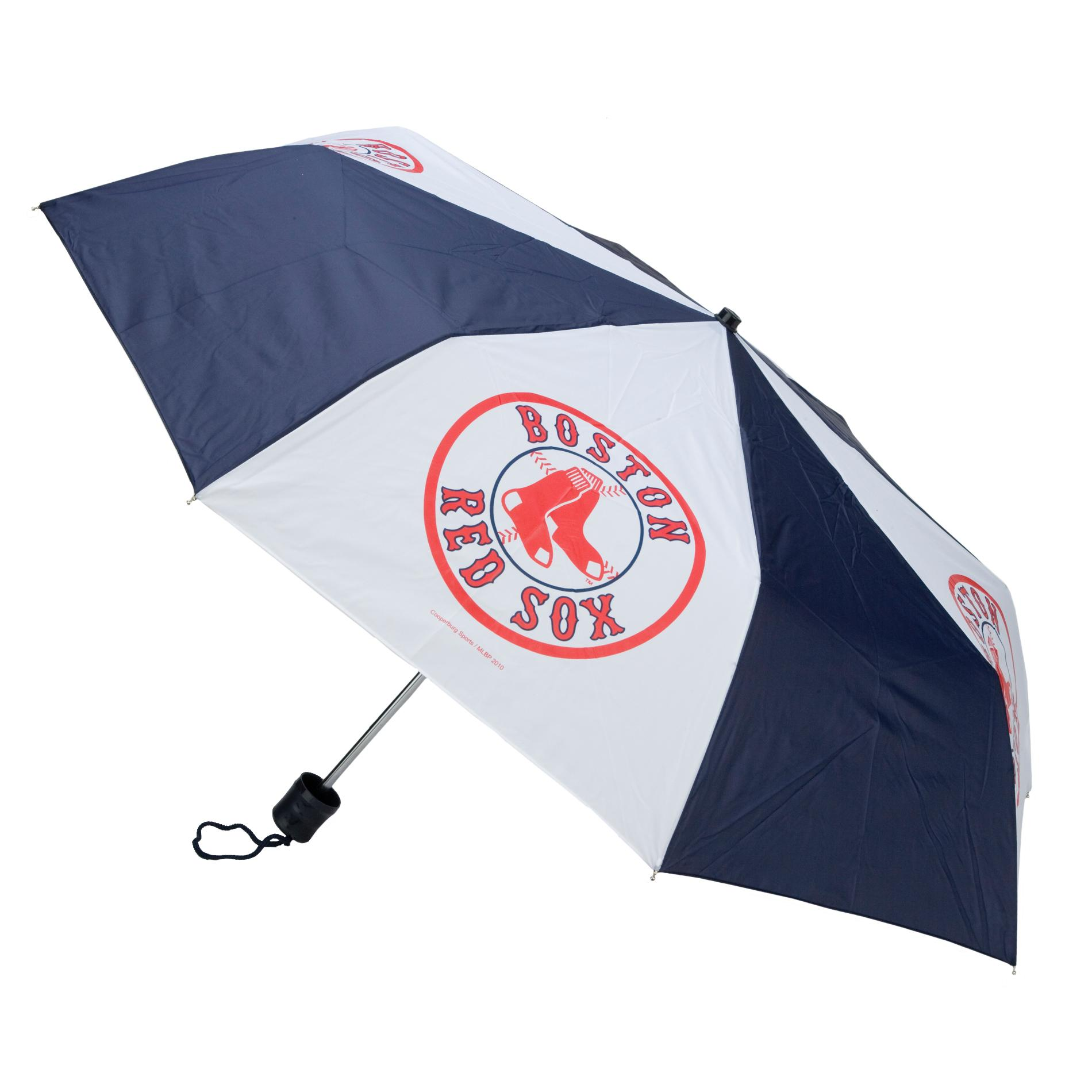 Boston Red Sox 42-inch Pocket Umbrella