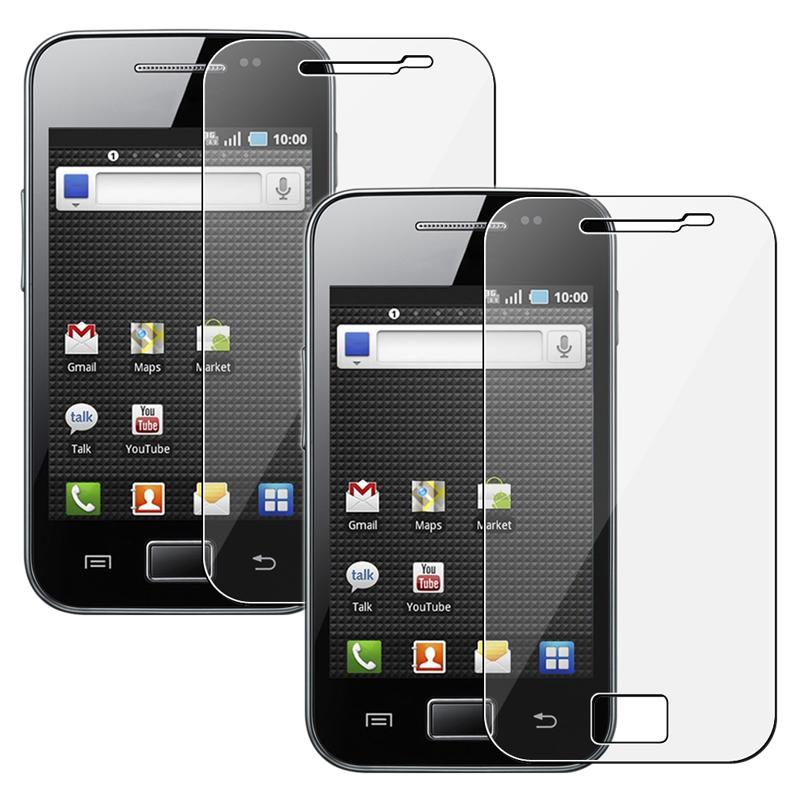Screen Protector for Samsung Galaxy Ace SGH-S5830 (Pack of 2)