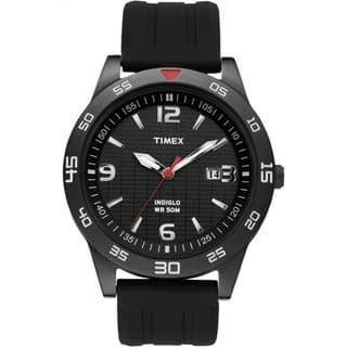 Timex Men's T2N694 Elevated Classics Dress Sport Black Watch|https://ak1.ostkcdn.com/images/products/6095357/P13764148.jpg?impolicy=medium
