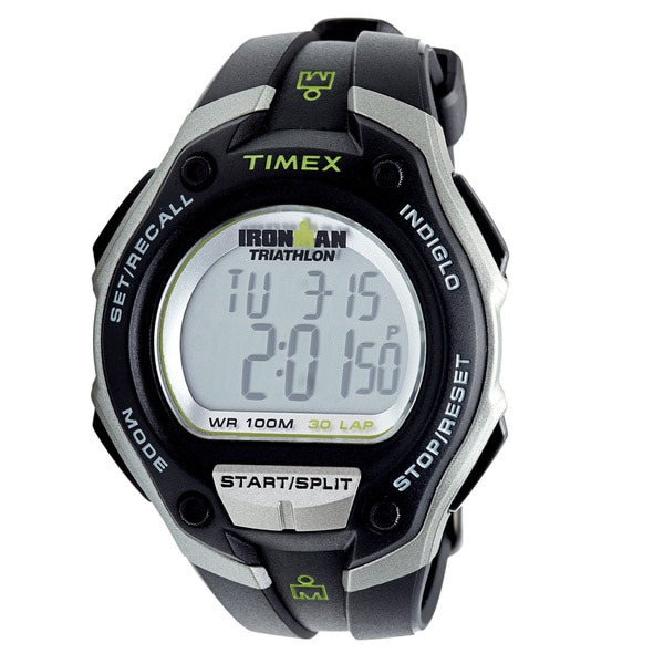 Timex Men's Ironman Traditional 30-lap Oversize Watch