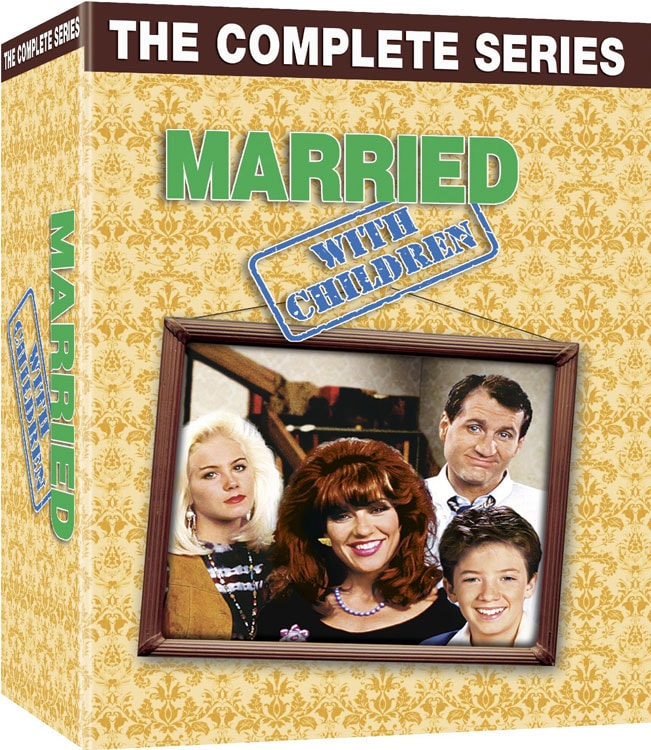 Married with Children: The Complete Series (DVD) - Thumbnail 0