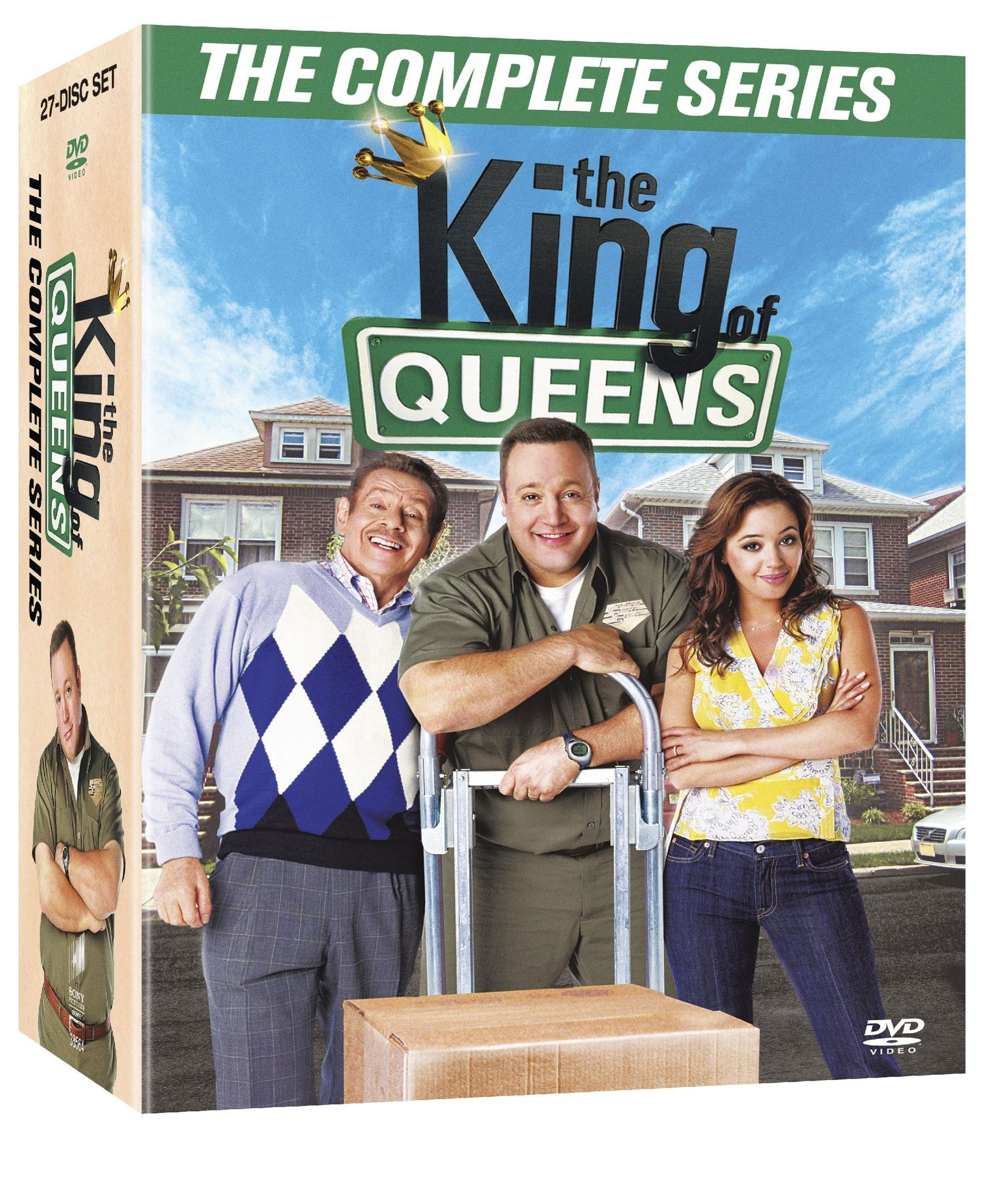King of Queens: The Complete Series (DVD) - Thumbnail 0