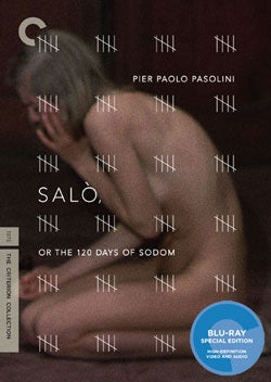 Salo, or the 120 Days of Sodom (Blu-ray Disc)