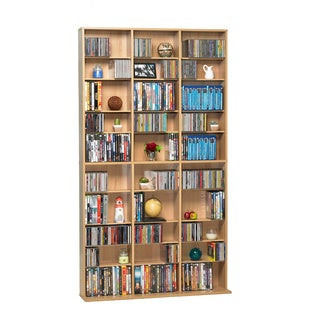 Clay Alder Home Mansfield Oskar Media Tower 1080 CD/504 DVD Cabinet