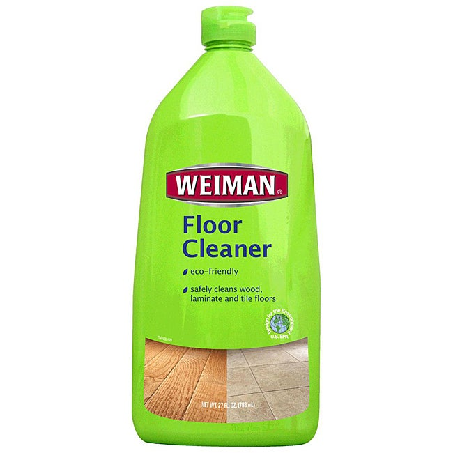 Weiman 27-oz Eco Friendly Floor Cleaner Bottles (Pack of 2)