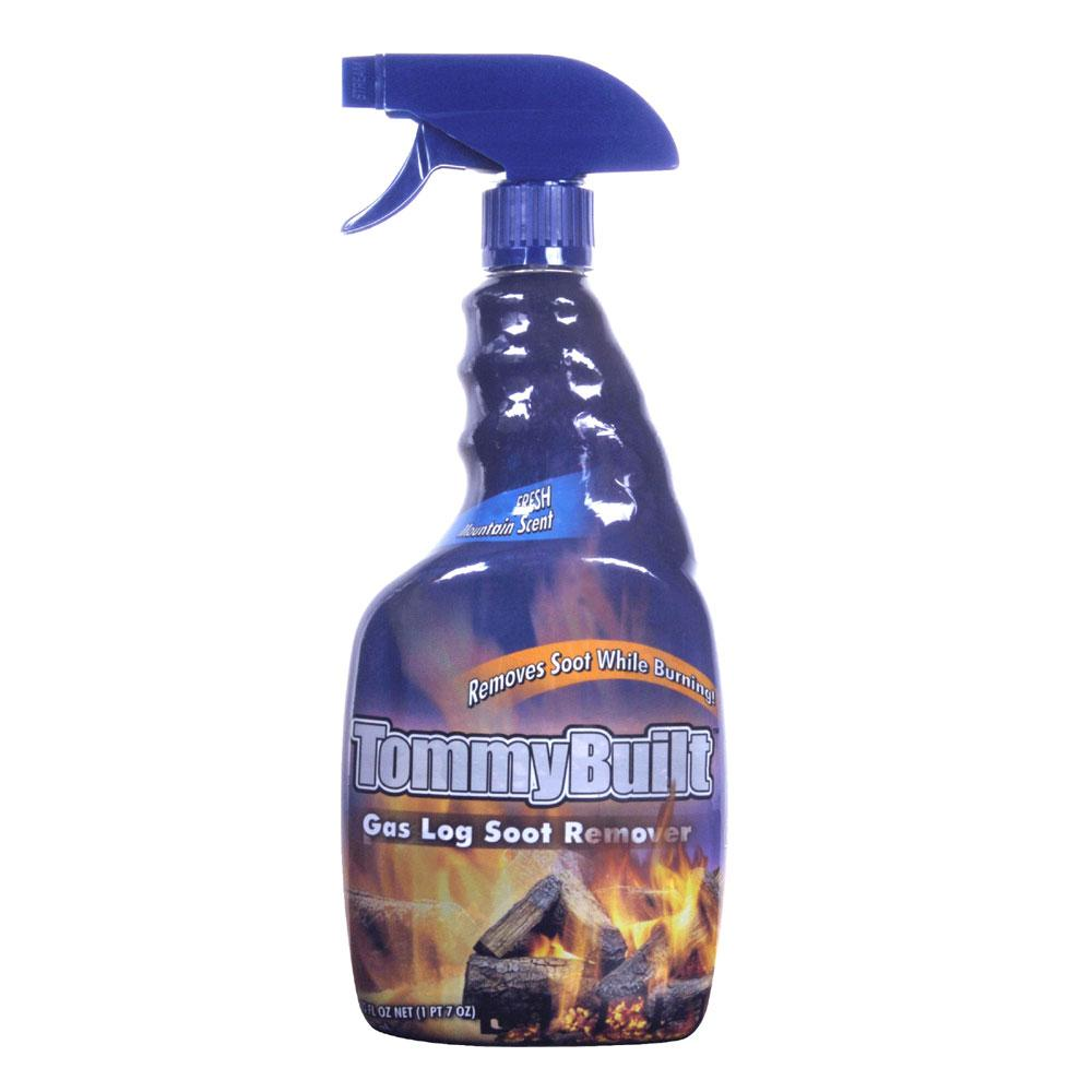 Bryson TommyBuilt Gas Log Soot Remover (Pack of 3)