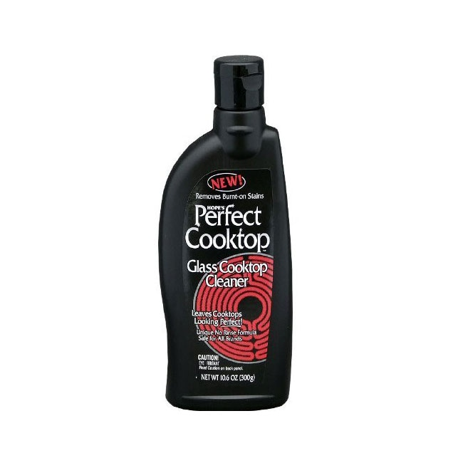 Hope's Perfect Cooktop Glass Cleaner (Pack of 2)