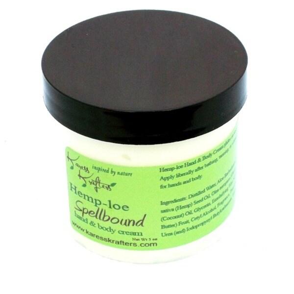 Spellbound Hemp-loe Hand and Body Cream