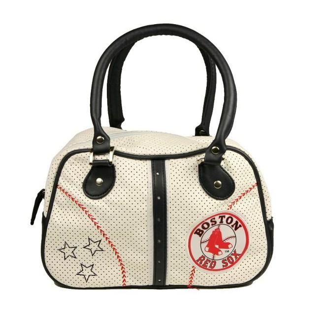 Concept One Boston Red Sox Blue Bowler Bag