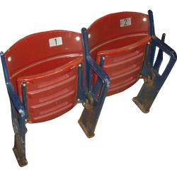 Steiner Sports Fenway Park Game Used Loge Seats (Set of 2) - Thumbnail 1