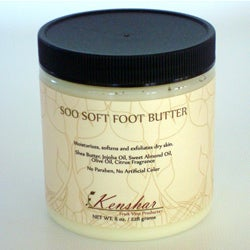 Kenshar Fruit Vine Products Soo Soft Foot Butter