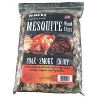 Mr. BBQ Mesquite Wood Chips Bundle (Pack of 2)