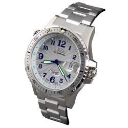 Xezo Men's Air Commando D44-S Swiss Automatic Watch