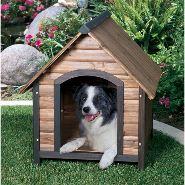 Outback Large Country Lodge Dog House