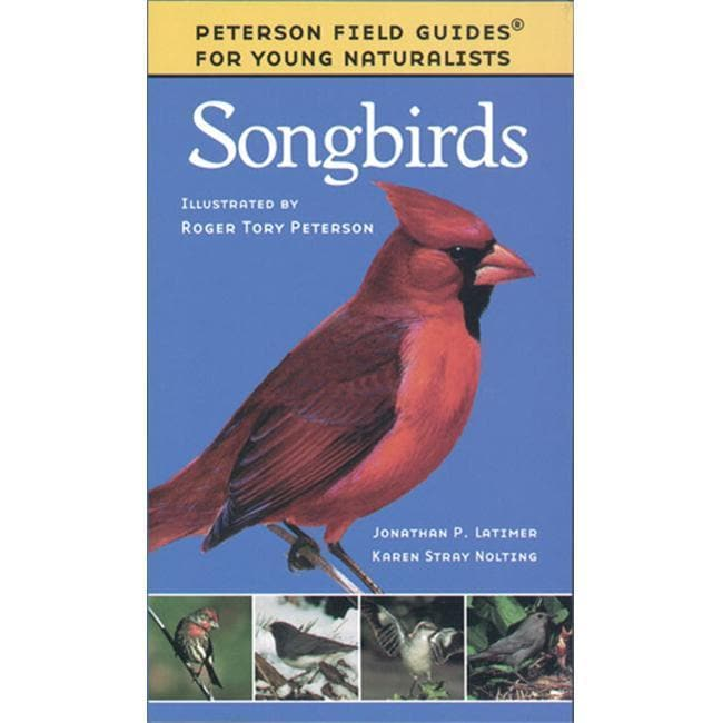 Peterson Books Young Naturalist Song Birds Book