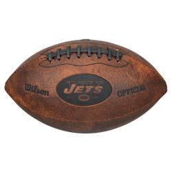New York Jets 9-inch Composite Leather Football