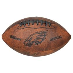 Philadelphia Eagles 9-inch Composite Leather Football