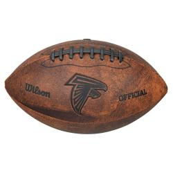 Wilson Atlanta Falcons 9-inch Composite Leather Football