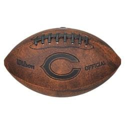 Chicago Bears 9-inch Composite Leather Football