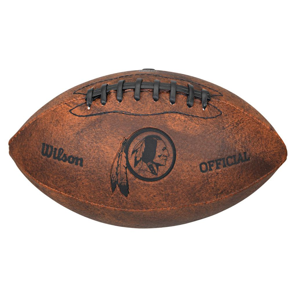 Washington Redskins 9-inch Composite Leather Football