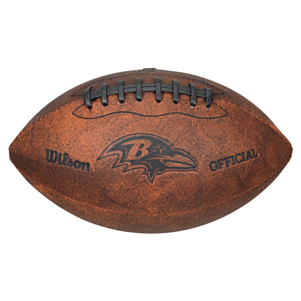 Baltimore Ravens 9-inch Composite Leather Football