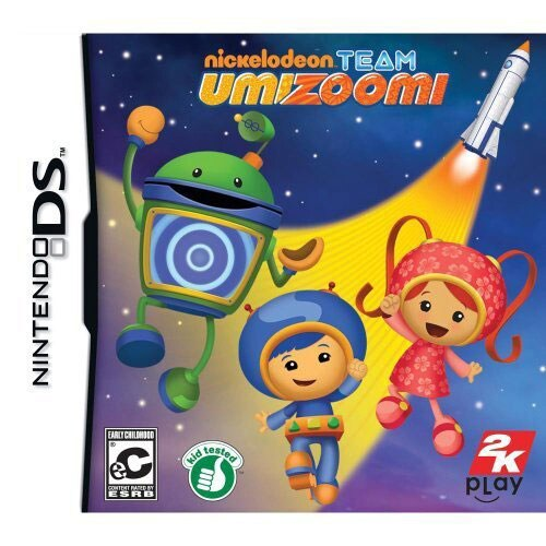 Nintendo DS - Team Umizoomi