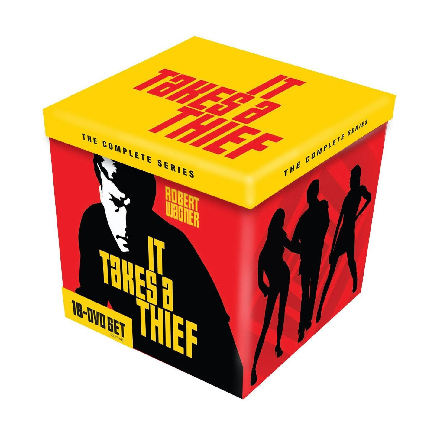 It Takes A Thief: The Complete Series (DVD)