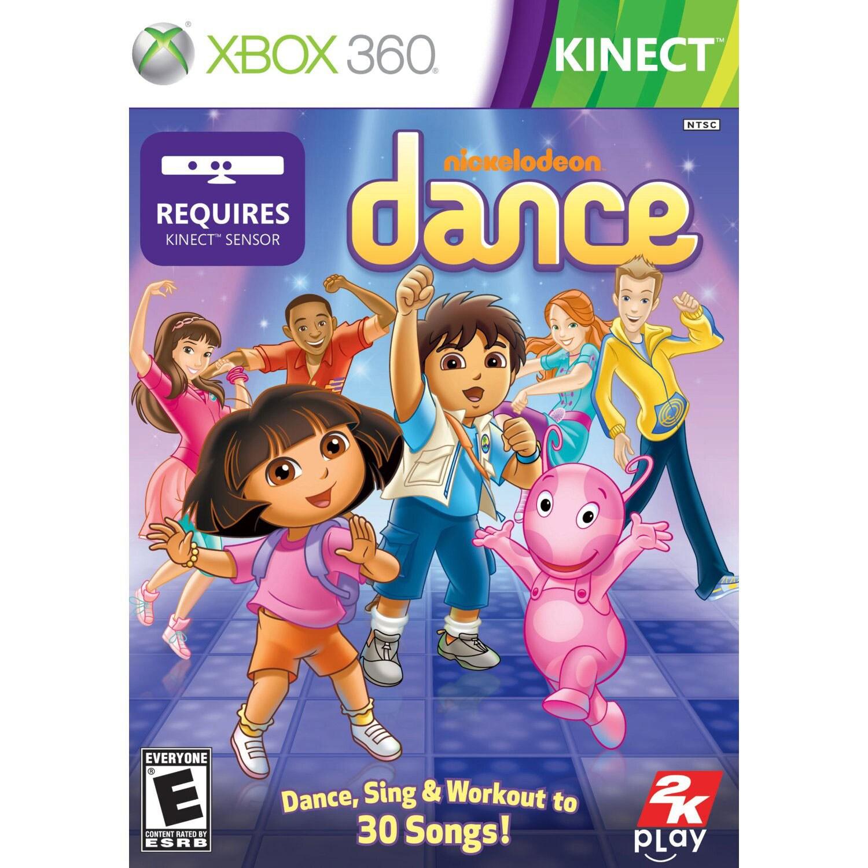 Xbox 360 - Nickelodeon Dance