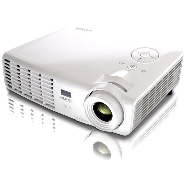 Vivitek D512-3D 3D Ready DLP Projector - 576p - HDTV - 4:3
