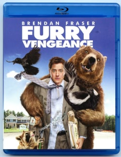 Furry Vengeance (Blu-ray Disc)