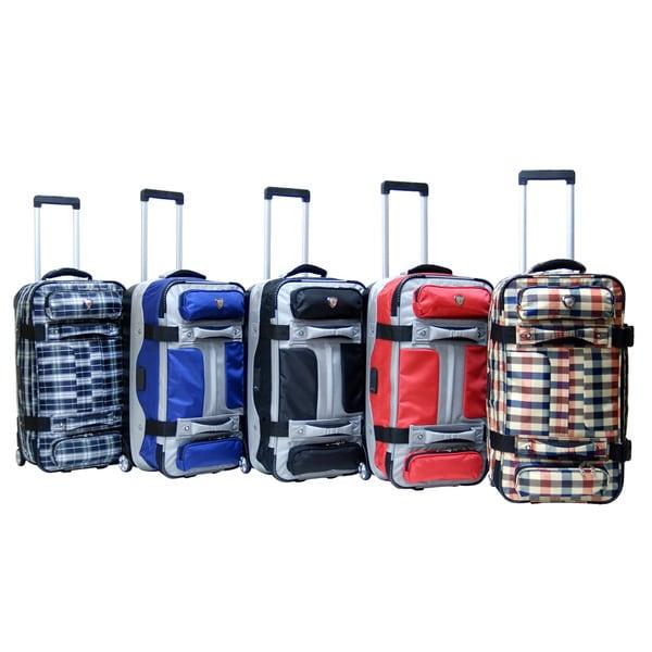 CalPak Supra 30-inch Hybrid Rolling Upright Duffel Bag