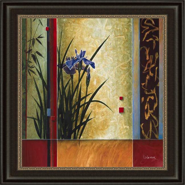 Don Li-Lleger 'Garden Gateway' Framed Print Art