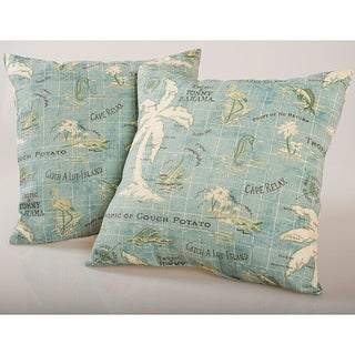 Buy Outdoor Pillows Outdoor Cushions Pillows Online At Overstock