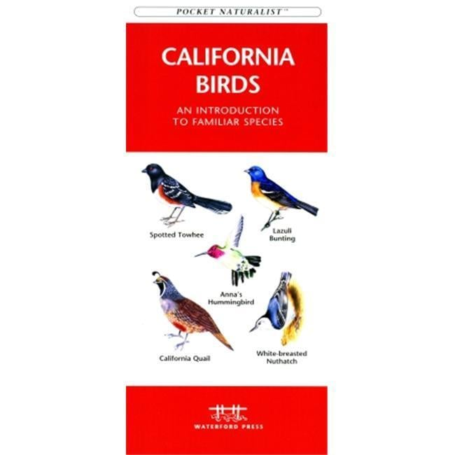 California Birds Book - Thumbnail 0