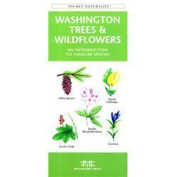 Washington State Trees amp; Wildflowers Book