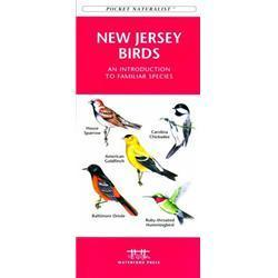 New Jersey Birds Book
